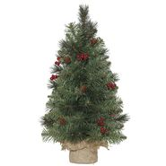 Trim A Home® 18In Mini Tree With Burlap Base Assortment at Kmart.com