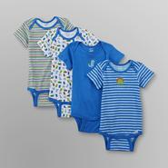 Gerber Onesies 4 Pack Boy Variety One Piece Underwear at Kmart.com