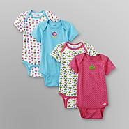 Gerber Onesies 4 Pack Girl Variety One Piece Underwear at Kmart.com