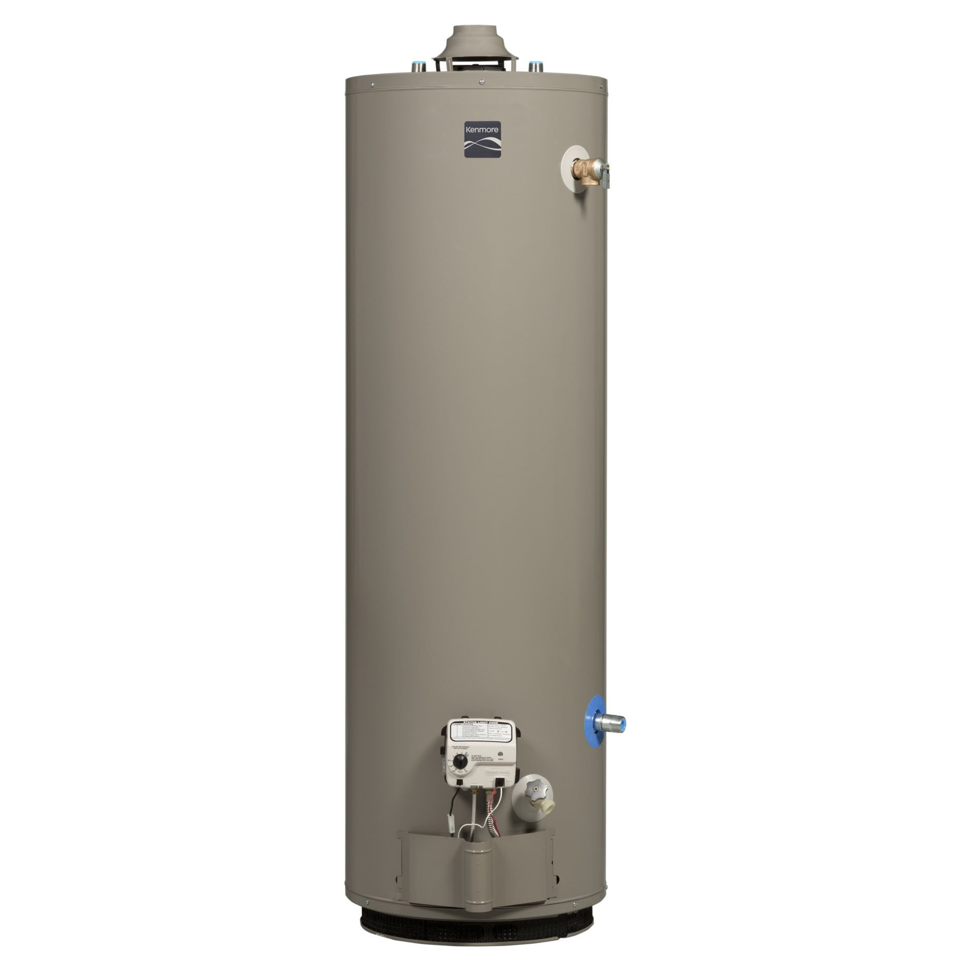 40 gal. Mobile Home Natural Gas Water Heater