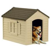 Suncast Deluxe Dog House at Kmart.com