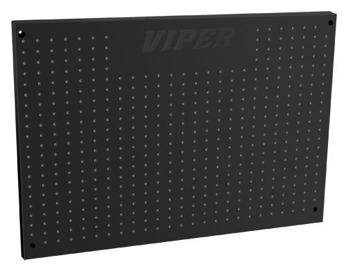 Viper Tool Storage  24'' x 36'' Steel Peg Board, Black