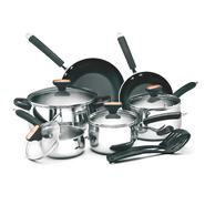 Paula Deen Stainless Steel 12-Piece Set at Sears.com