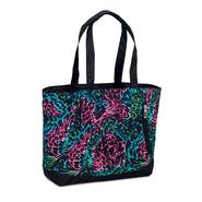 HIGH SIERRA SHELBY FEATHER RAINBOW/BLACK TOTE at Sears.com