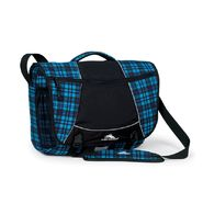 HIGH SIERRA TANK SKA PLAID/BLACK MESSENGER BAG at Sears.com