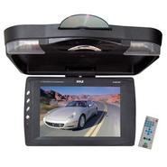 Pyle PLRD133F 12.1-Inch Roof Mount TFT LCD Monitor with Built-In DVD Player at Kmart.com