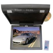Pyle PLRD153IF 15.1'' Flip Down Monitor w/ Built In DVD/SD/USB player w/ Wireless FM Modulator/ IR Transmitter at Kmart.com