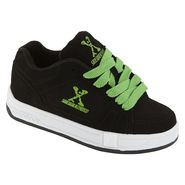 Sidewalk Sports® Girl's Cruise Athletic Shoe - Black/Lime at Kmart.com