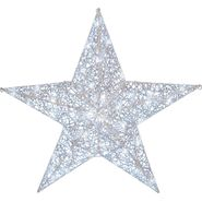 Decra Lite LTD Christmas Open Wire Star Clear LED Lights at Kmart.com