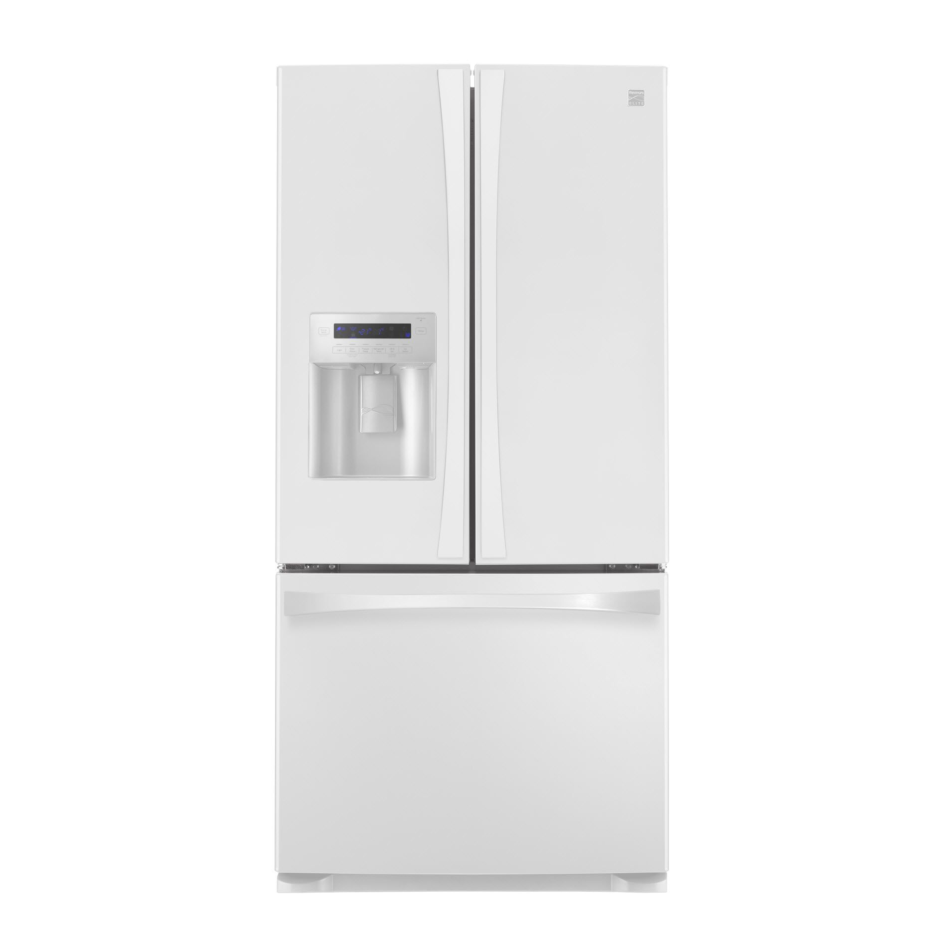 Kenmore Elite  25.0 cu. ft. French-Door Bottom-Freezer Refrigerator