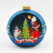 Trim A Home® SHADOW CAST ORNAMENT. LED Projector Christmas Scene at Kmart.com
