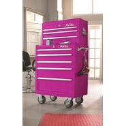 The Original Pink Box ''Perfectly Pink'' 26-Inch 8 Drawe...