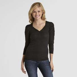 Attention Women's V-Neck Sweater at Kmart.com