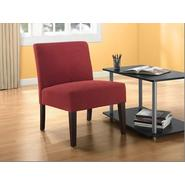 Jaclyn Smith Accent Chair Red at Kmart.com