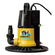 Swim Time 1250 GPH In Ground Pool Winter Cover Pump w/ Base - Auto On/Off at Sears.com