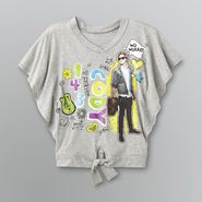 Cody Simpson Girl's Cody Simpson Tie Front Top at Kmart.com
