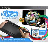 THQ uDraw Tablet with Instant Draw at Kmart.com