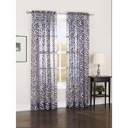 Colormate Bengali Printed Sheer Panel at Kmart.com