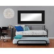 DHP Black Daybed Trundle at Kmart.com