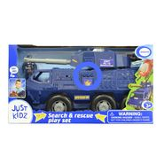 Just Kidz Search & Rescue Playset at Kmart.com