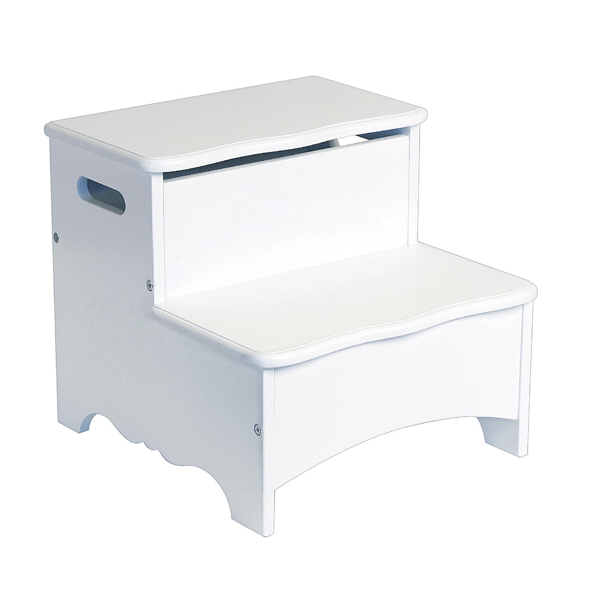 Guidecraft Classic White Storage Step Up PartNumber: 00824329000P KsnValue: 5316530 MfgPartNumber: G85706