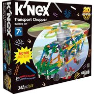 K'NEX CLASSICS TRANSPORT CHOPPER at Sears.com