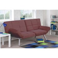 DHP Contempo Futon Chocolate at Kmart.com