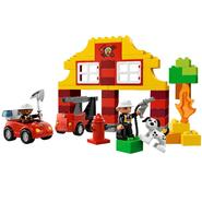 LEGO DUPLO Polar Zoo (5633) My First Fire Station 6138 at Kmart.com