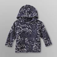 WonderKids Infant & Toddler Boy's Hoodie Jacket - Skulls at Kmart.com