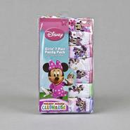 Disney Girl's Underwear 7pk 'Minnie Mouse'- Cotton at Kmart.com