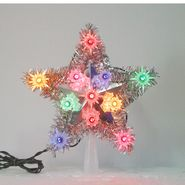 Trim A Home® 11in Tree Top Star With Tinsel at Kmart.com