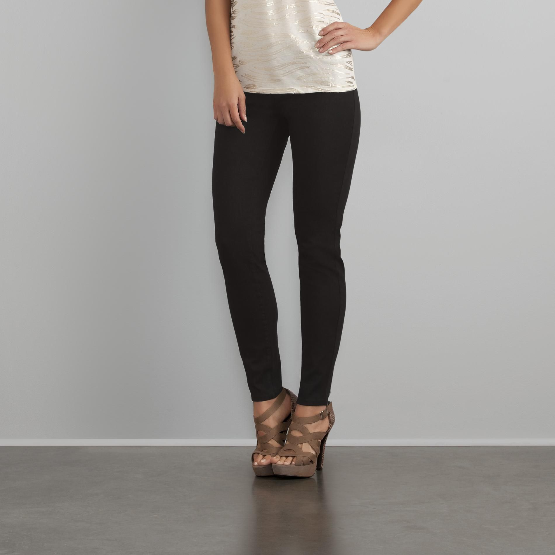 Sofia by Sofia Vergara Women's Colored Skinny Jeans at Kmart.com