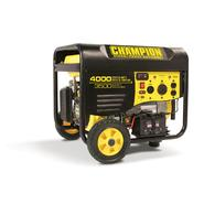 Champion Power Equipment 46565 3500/4000 Watt Portable Gas Generator Wireless Remote Electric Start RV Ready (not CARB) at Sears.com