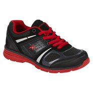 Athletech Toddler Boy's Ath L-Hawk Athletic Shoe - Black/Red - Every Day Great Price at Kmart.com