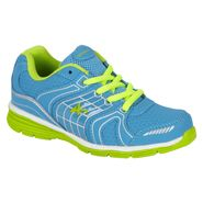 Athletech Girl's Athletic Shoe Willow2 - Turquoise/Green - Every Day Great Price at Kmart.com