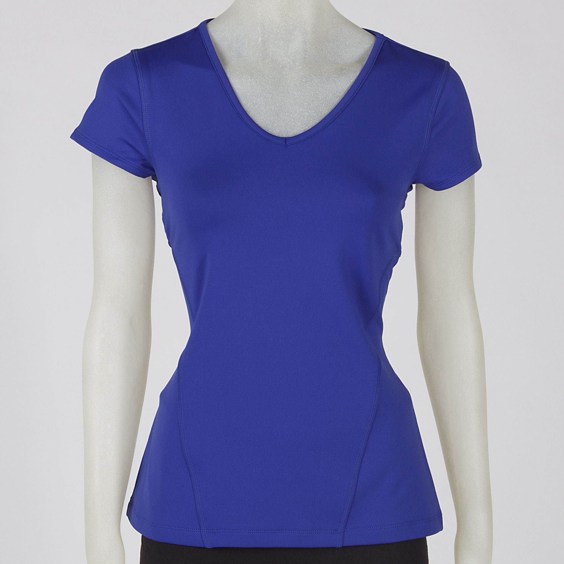 Everlast® Women's T-Shirt Short Sleeve Mesh Insert at Sears.com