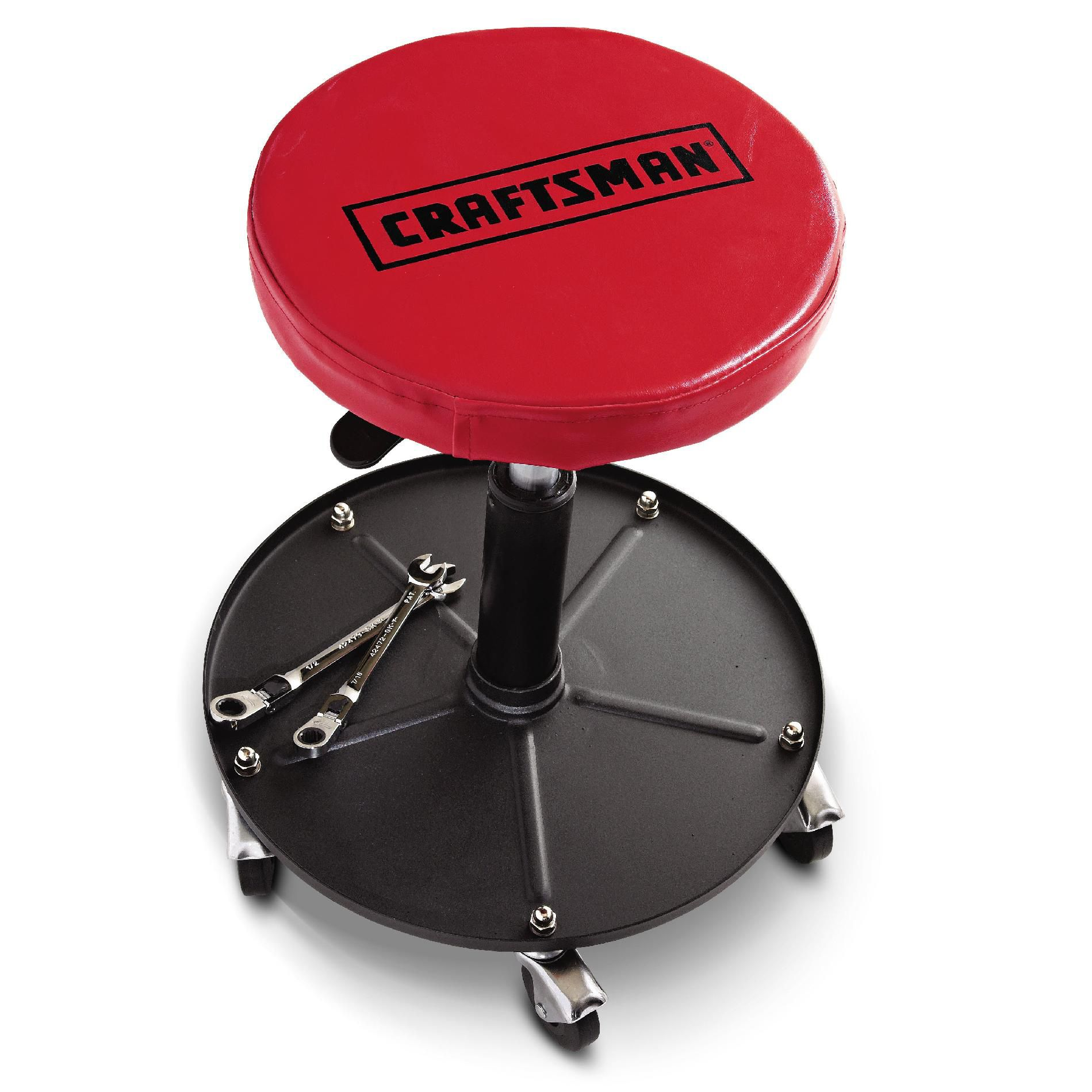 Craftsman Adjustable Mechanics Seat