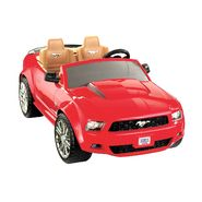 Power Wheels FORD MUSTANG POWER WHEELS at Sears.com