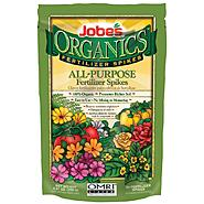 Jobes Organic All Purpose Fertilizer Spikes - 50 pack at Kmart.com
