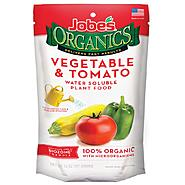 Jobes Organics Water Soluble Vegetable & Tomato Fertilizer - 12 ounce at Sears.com