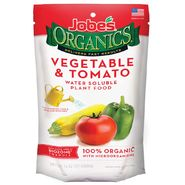 Jobes Organics Water Soluble Vegetable & Tomato Fertilizer - 12 ounce at Kmart.com
