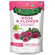 Jobes Organics Water Soluble Rose & Flower Fertilizer - 12 ounce at Sears.com