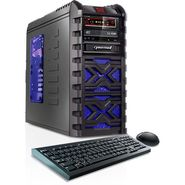 CybertronPC 3.4GHz 16GB DDR3 Strike-GTX Intel 3rd Gen Core i5-3570K Gaming PC Blue w/2x GeForce GTX550 Ti Windows 7 Home Premium 64-bit at Sears.com