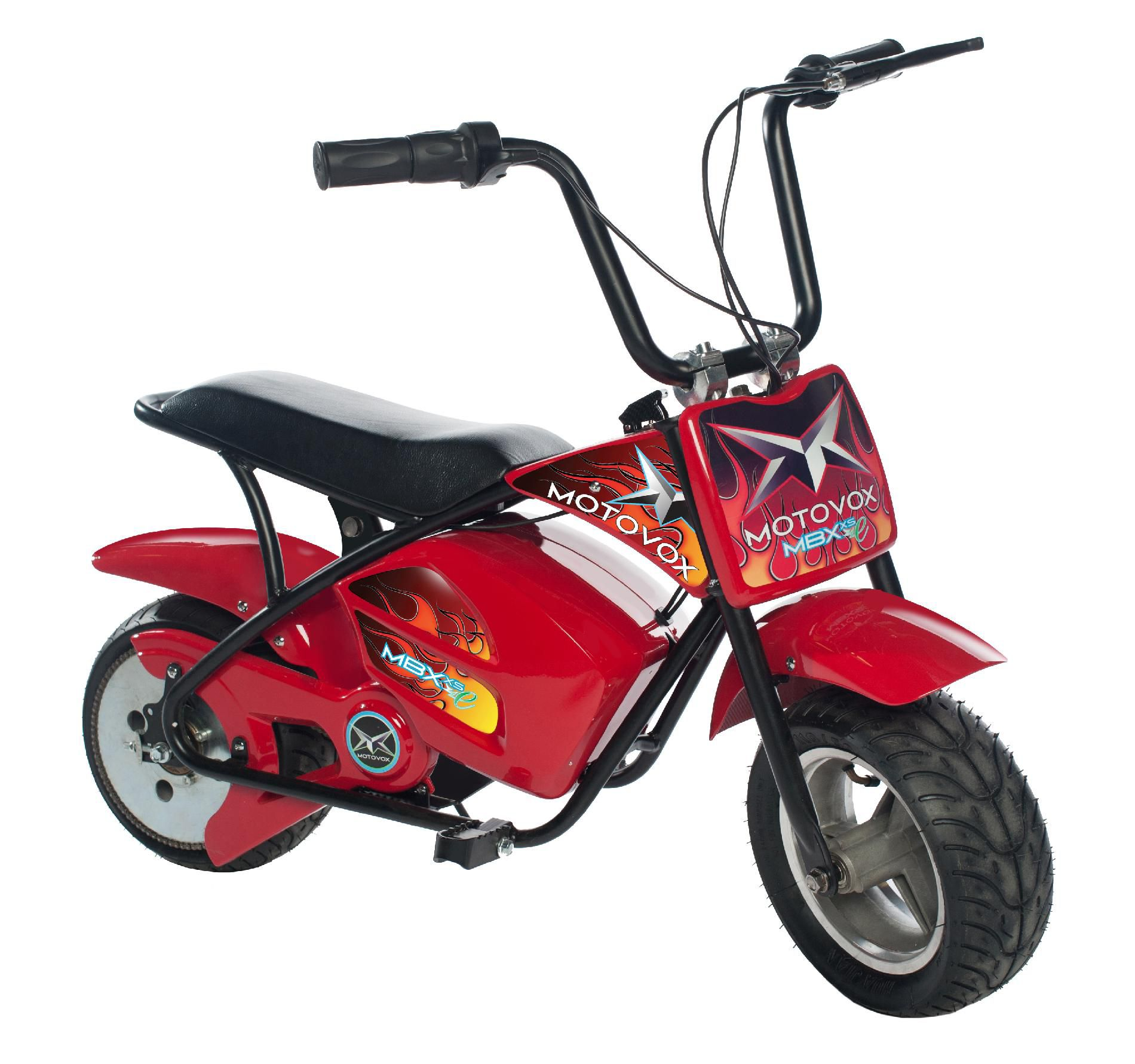 Motovox  MBX Electric Mini Bike- Red