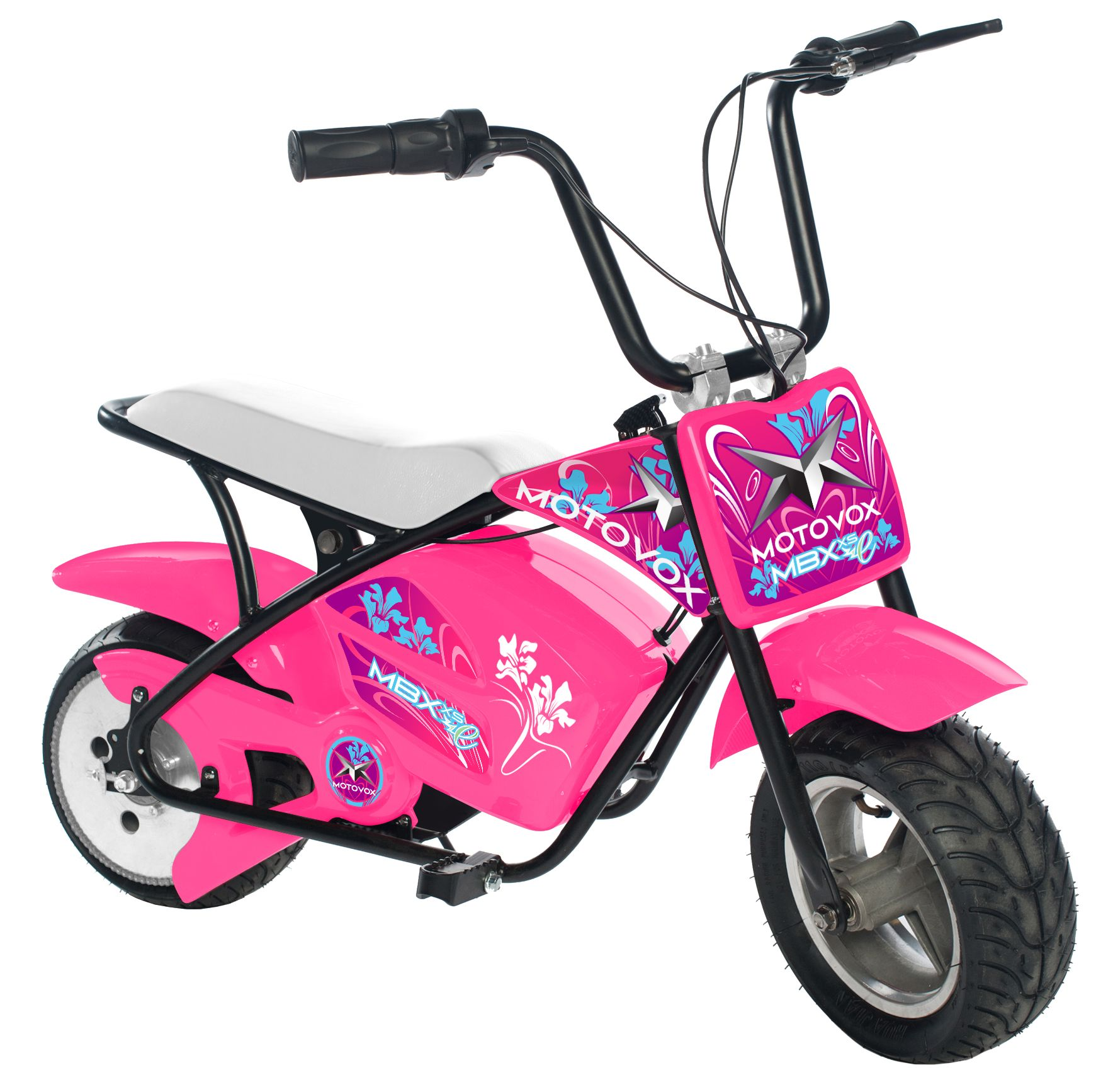 MBX Electric Mini Bike- Pink