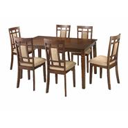 Essential Home 7 pc Dining Set Upholstered Seat at Kmart.com