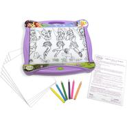 Disney Fairies Light-Up Trace-A-Fashion - Purple at Kmart.com