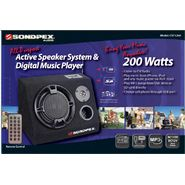 - Sondpex Speaker System and Digital Music Player at Sears.com