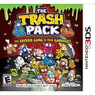 Activision 3DS Trash Packs at Kmart.com