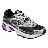 Fila Women's Athletic Shoe DLS Swerve - Silver/Purple at Sears.com